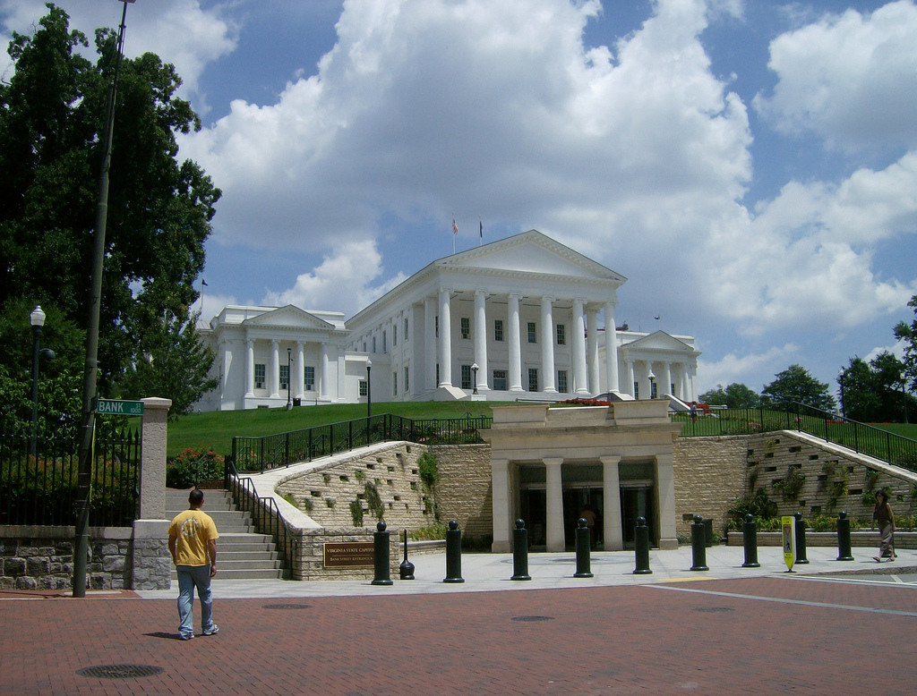 Virginia Capital Building